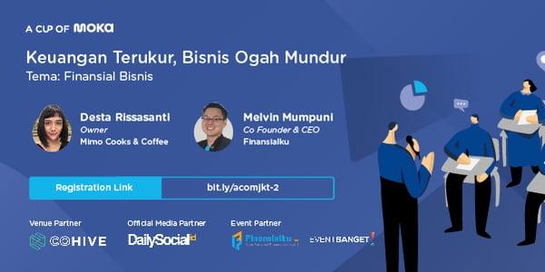 ACOM Jakarta 2 Finansial Bisnis